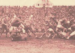 1934 Thanksgiving Lions v. Bears