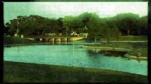 Huffhines Creek