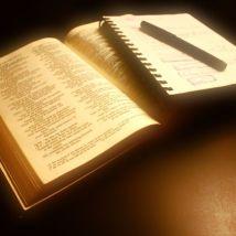 bible study edited