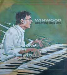 Steve Winwood GH Live cover