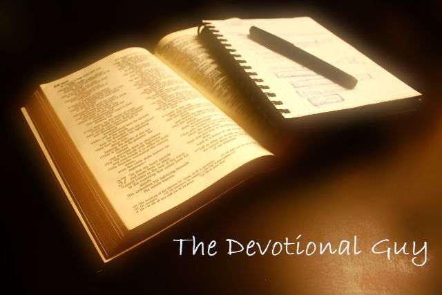 The Devotional Guy_title
