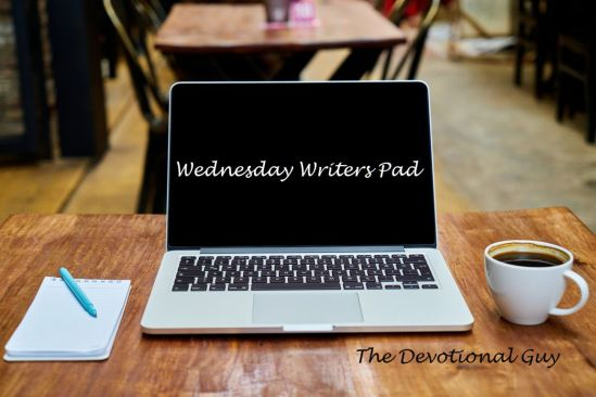 Wednesday Writers Pad title slide