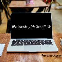 The Wednesday Writers Pad