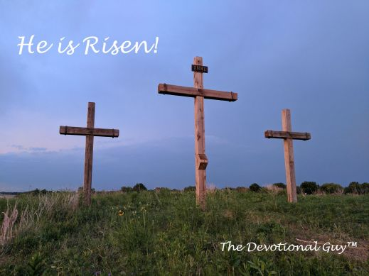 He Is Risen Slide