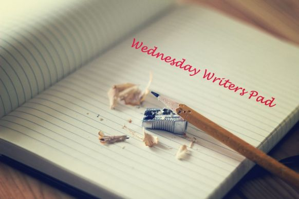 Weds Writers Pad slide