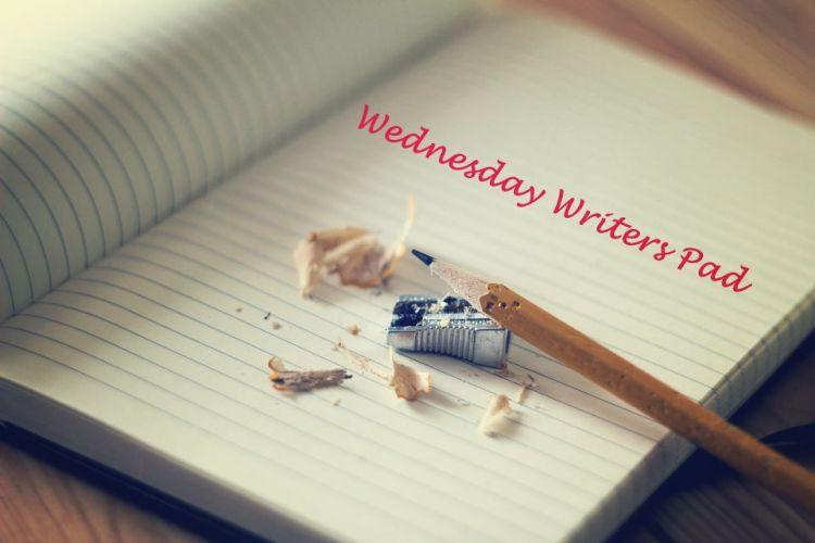 Weds Writers Pad slide