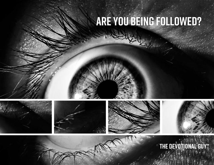 are you being followed