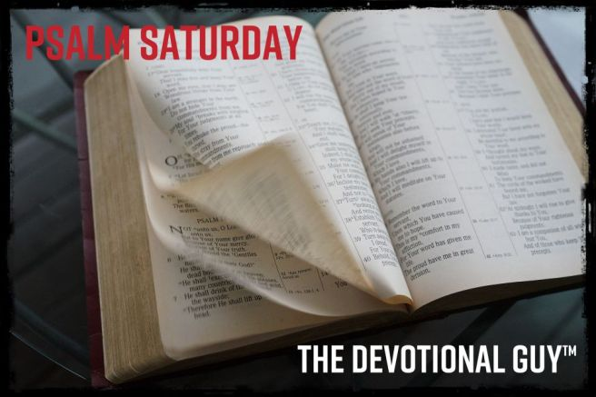 Psalm Saturday Psalm 142