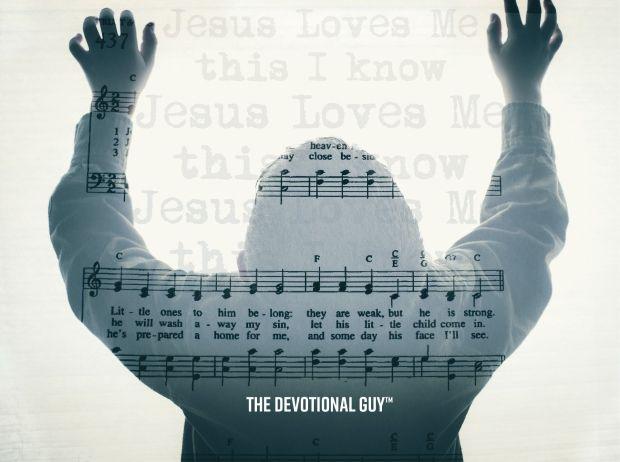 Jesus Loves Me TDG