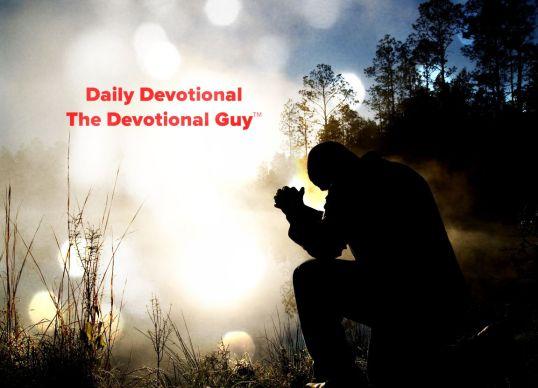 Daily Devotional title slide
