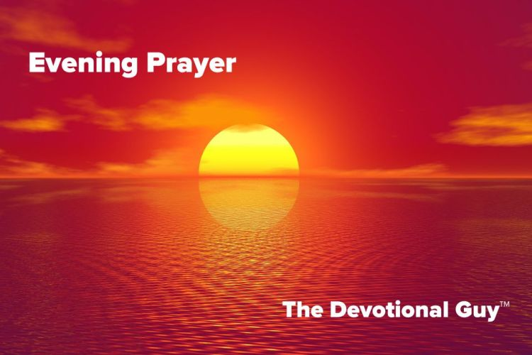 Evening Prayer Slide