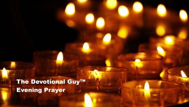 Evening Prayer_Faith