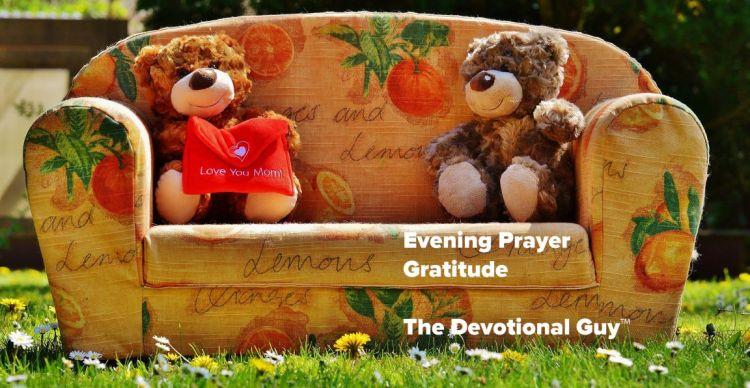 Evening Prayer_Gratitude