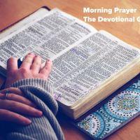 Morning Prayer 15 | Faithfulness