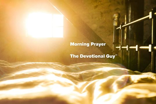 Mornig Prayer_Title Slide