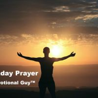 A Sunday Prayer