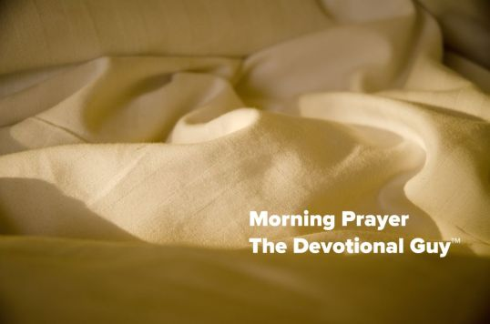 Morning Prayer Bed