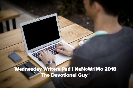 NaNoWriMo 2018 blog post