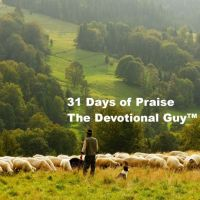 31 Days of Praise | Day 15 Our Shepherd