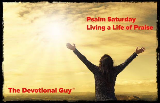 Living A Life Of Praise