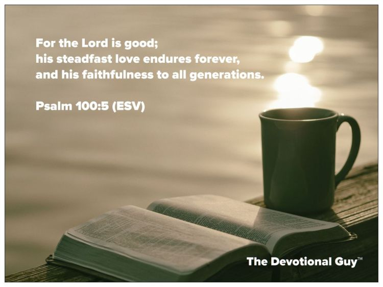 Psalm 100 Daily Scripture