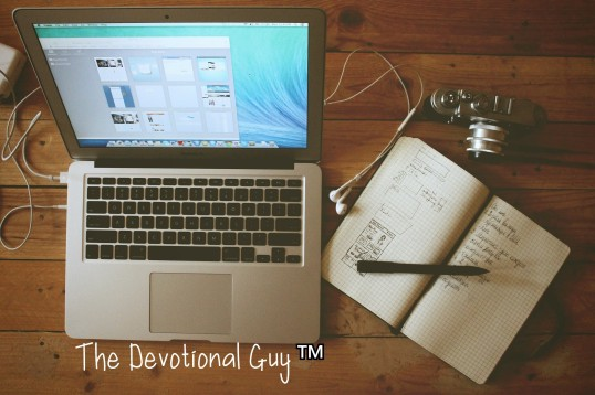 Blogging_The Devotional Guy™