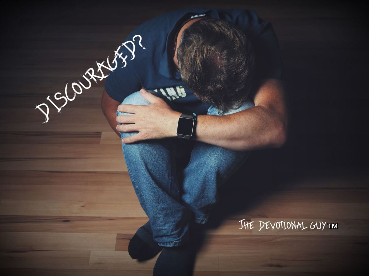 Daily Scripture | 7 Healing Scriptures for Battling Discouragement