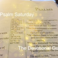 Psalm Saturday | Who is like our God?