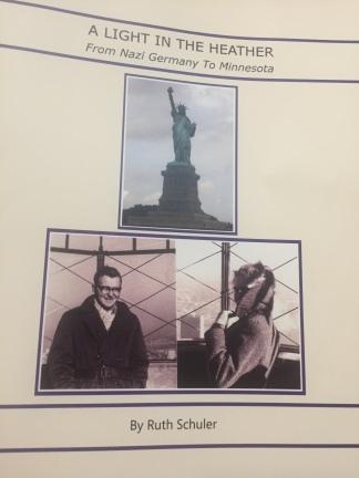 Ruth Schuler book